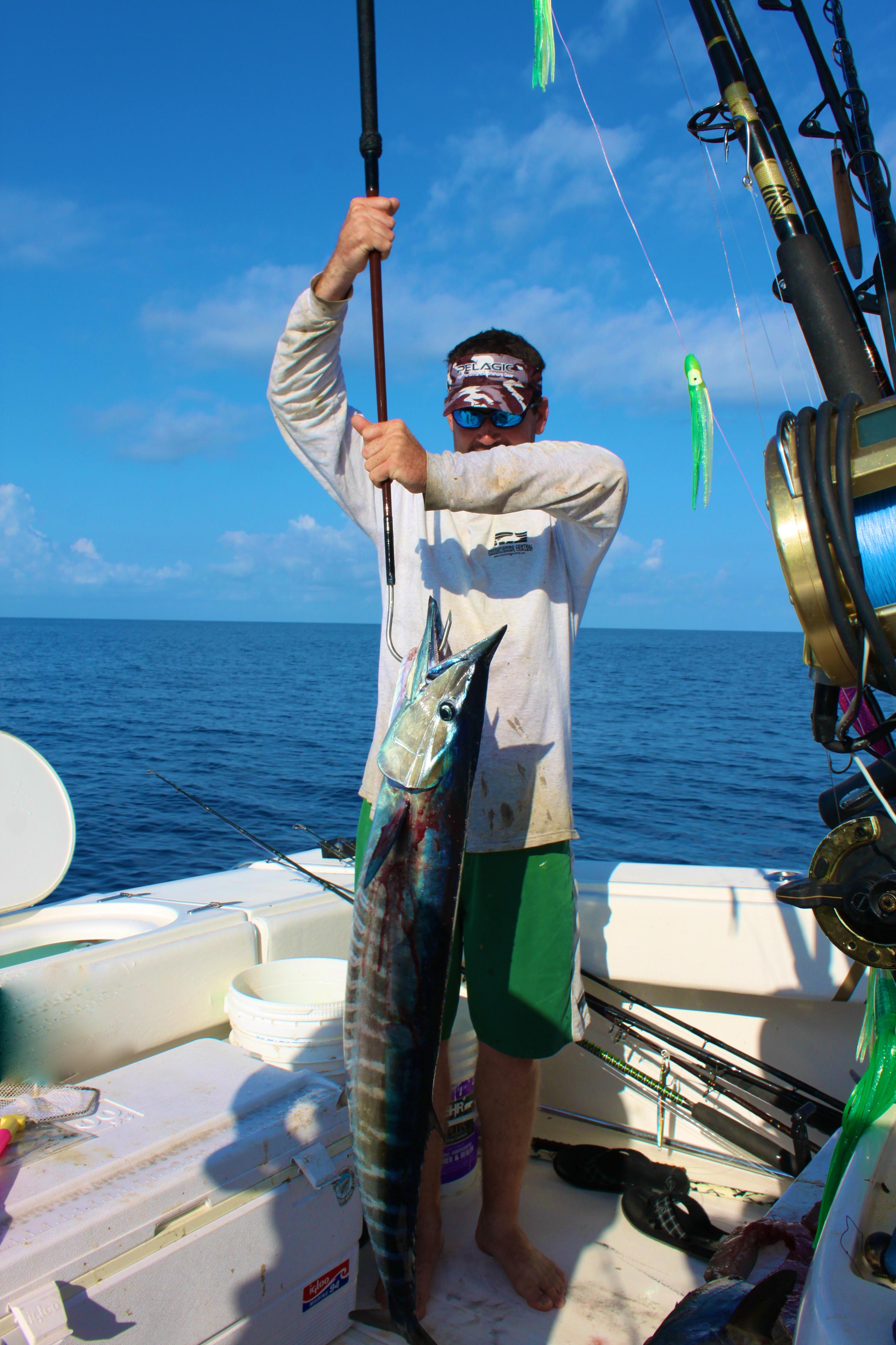 Fishing charters boca raton for Delray beach fishing charters