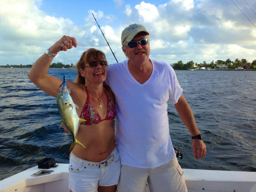 Boca raton jack fishing fish envy charters for Delray beach fishing charters