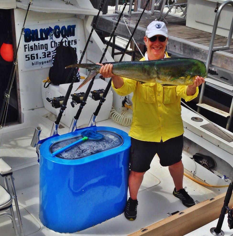 April 24 2014 Boca Raton Fishing Report Sailfish