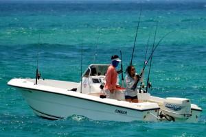 Happy Fish Charter Boat