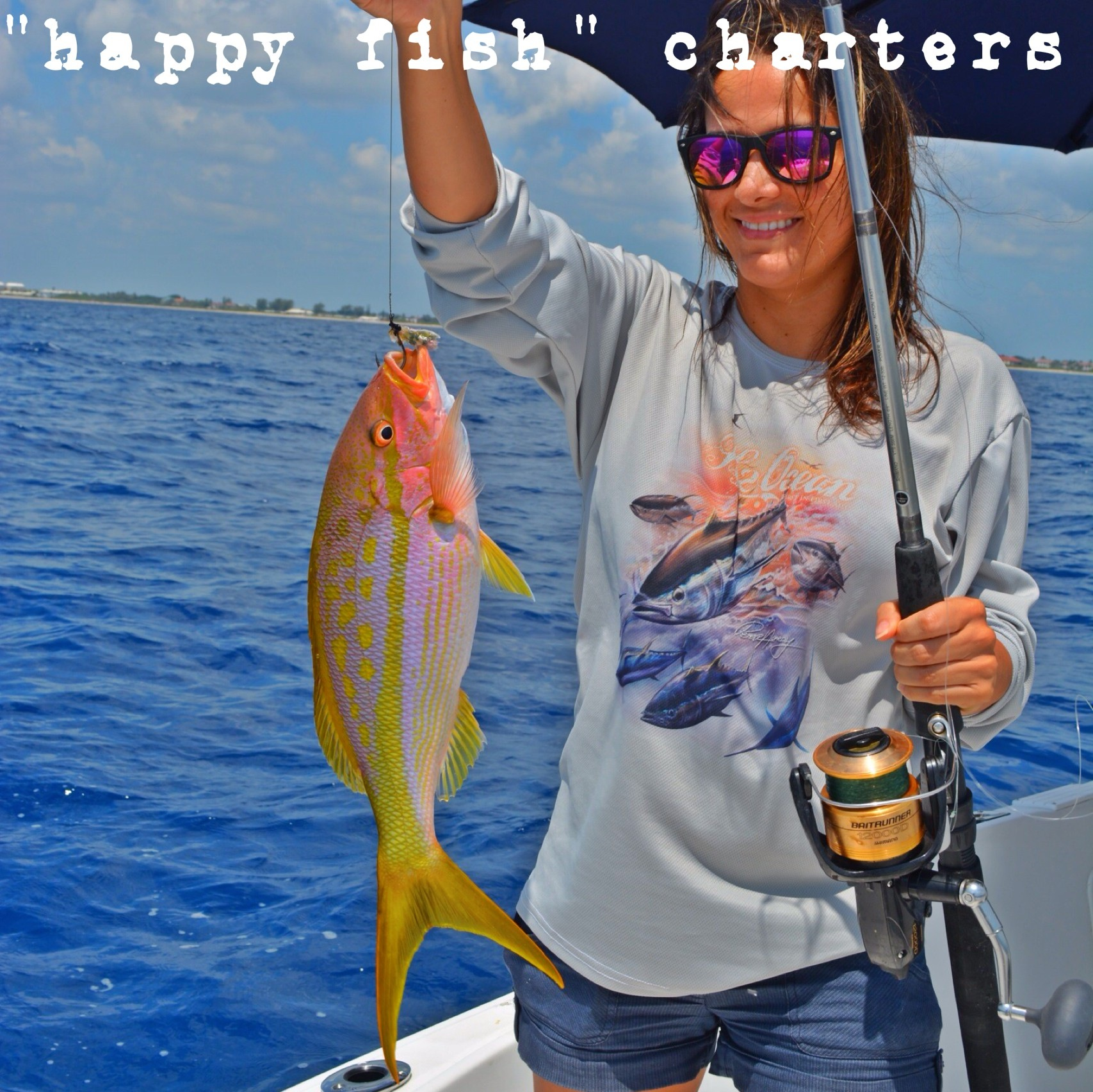 Yellowtail snapper fishing images for Yellow tail fish