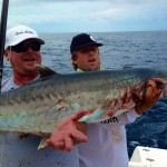 (07/14/14) Boca Raton Fishing Report: Kingfish And Snapper Fishing Heats Up With The Weather