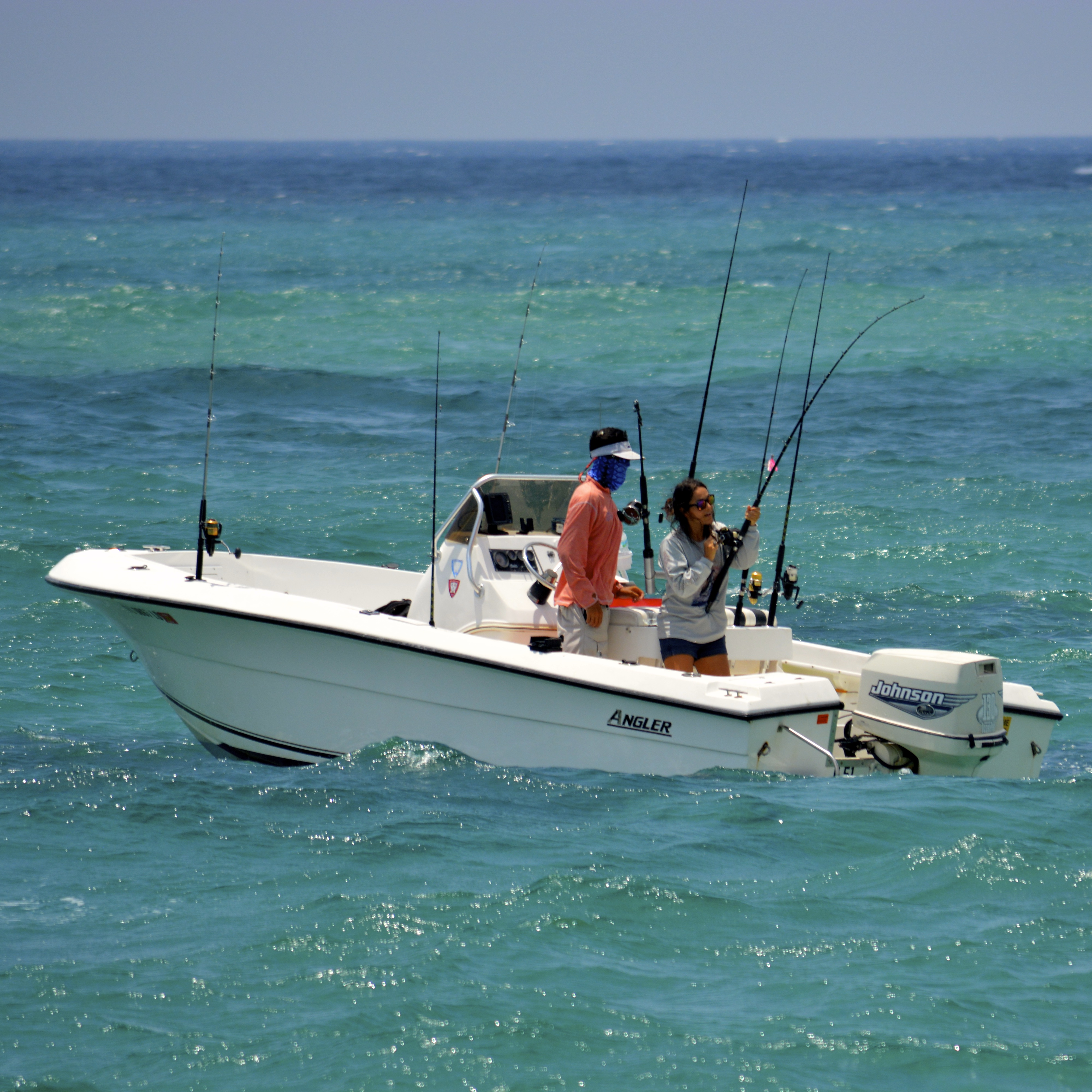 Fish envy charters inshore and offshore fishing in boca for Fishing boat rental