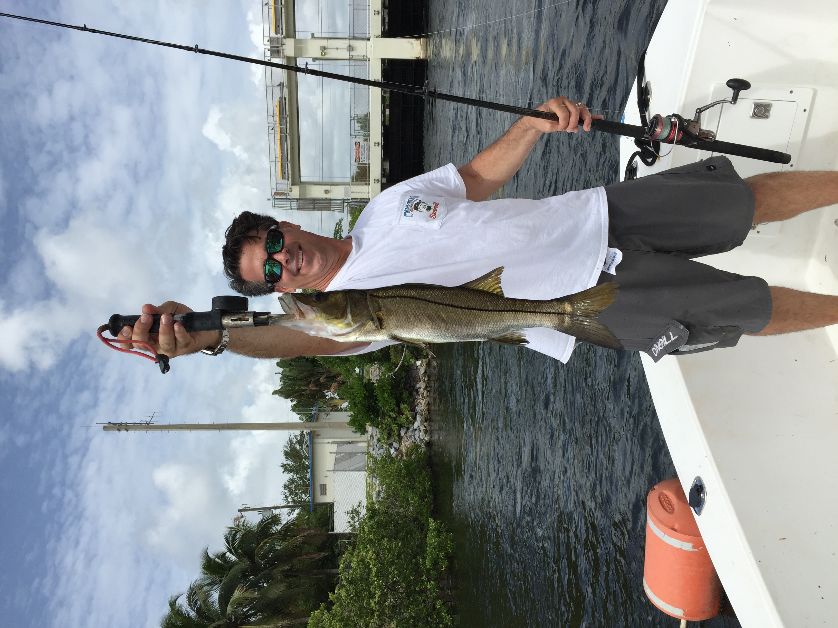 boca raton fishing report snook goliath grouper wahoo