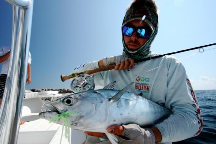 Bonito fly fishing charters fish envy charters for Fly fishing charters