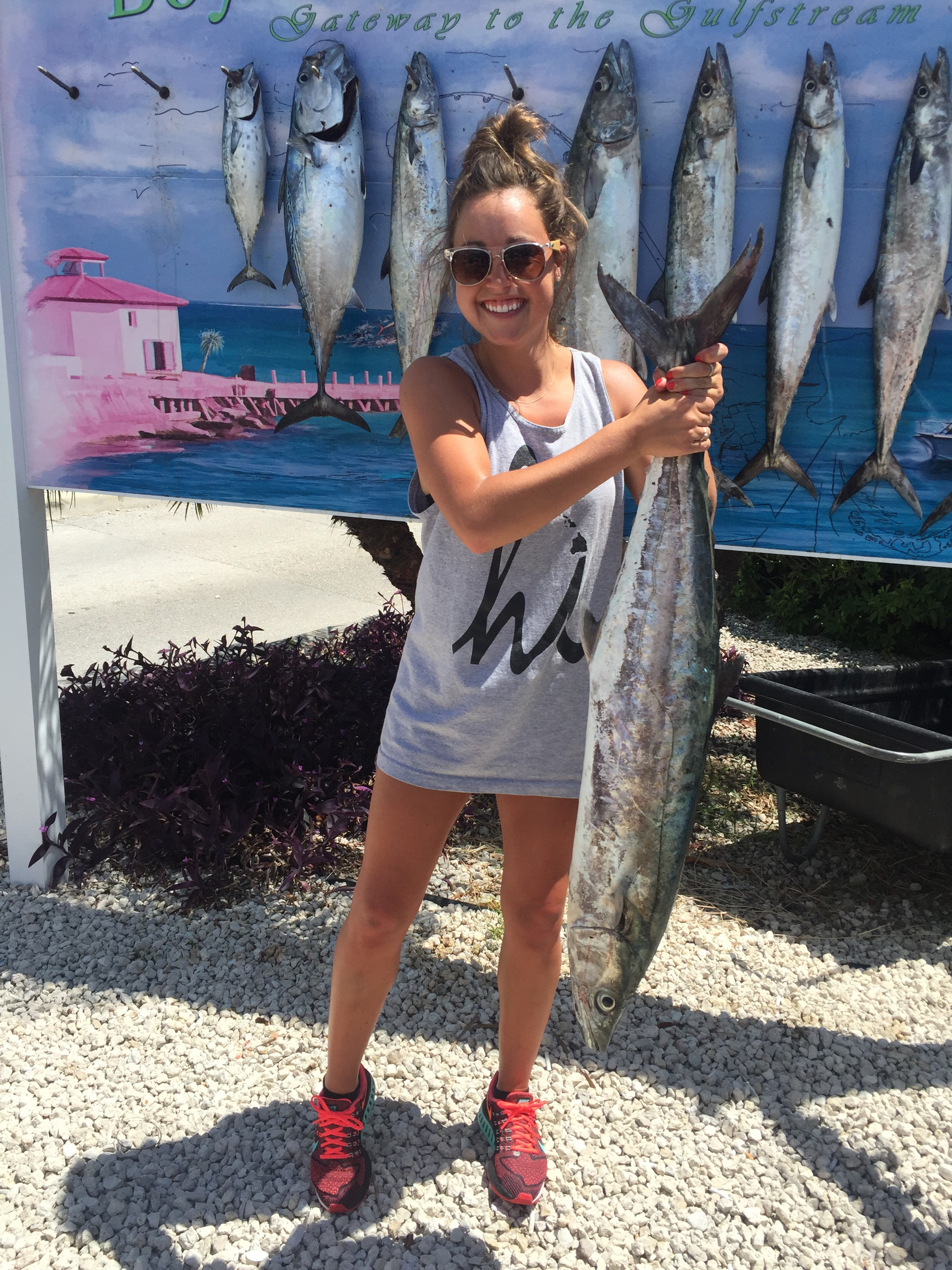 Blackfin tuna fish envy charters for Half day fishing trips