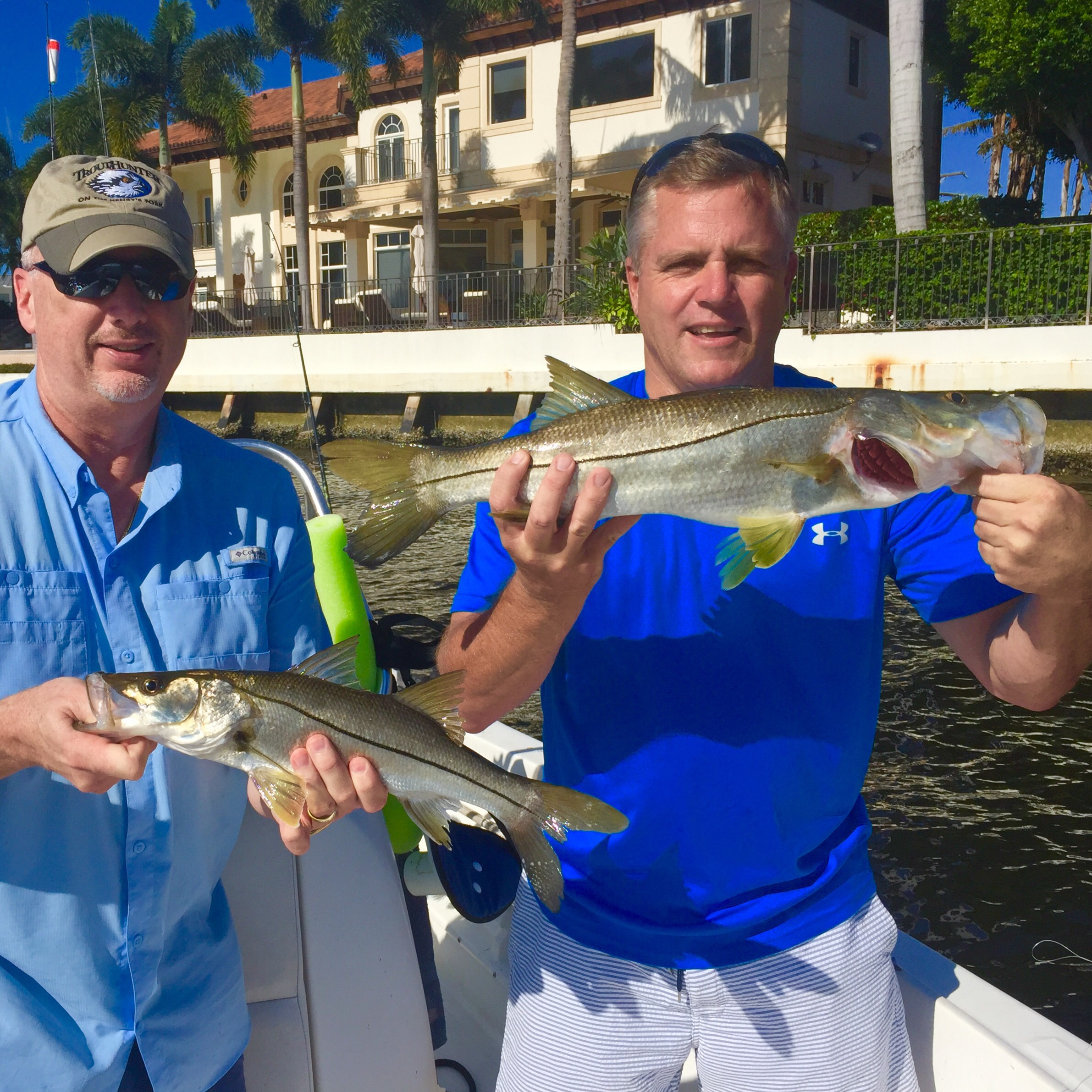 Fishing report fish envy charters for Boynton beach fishing charters