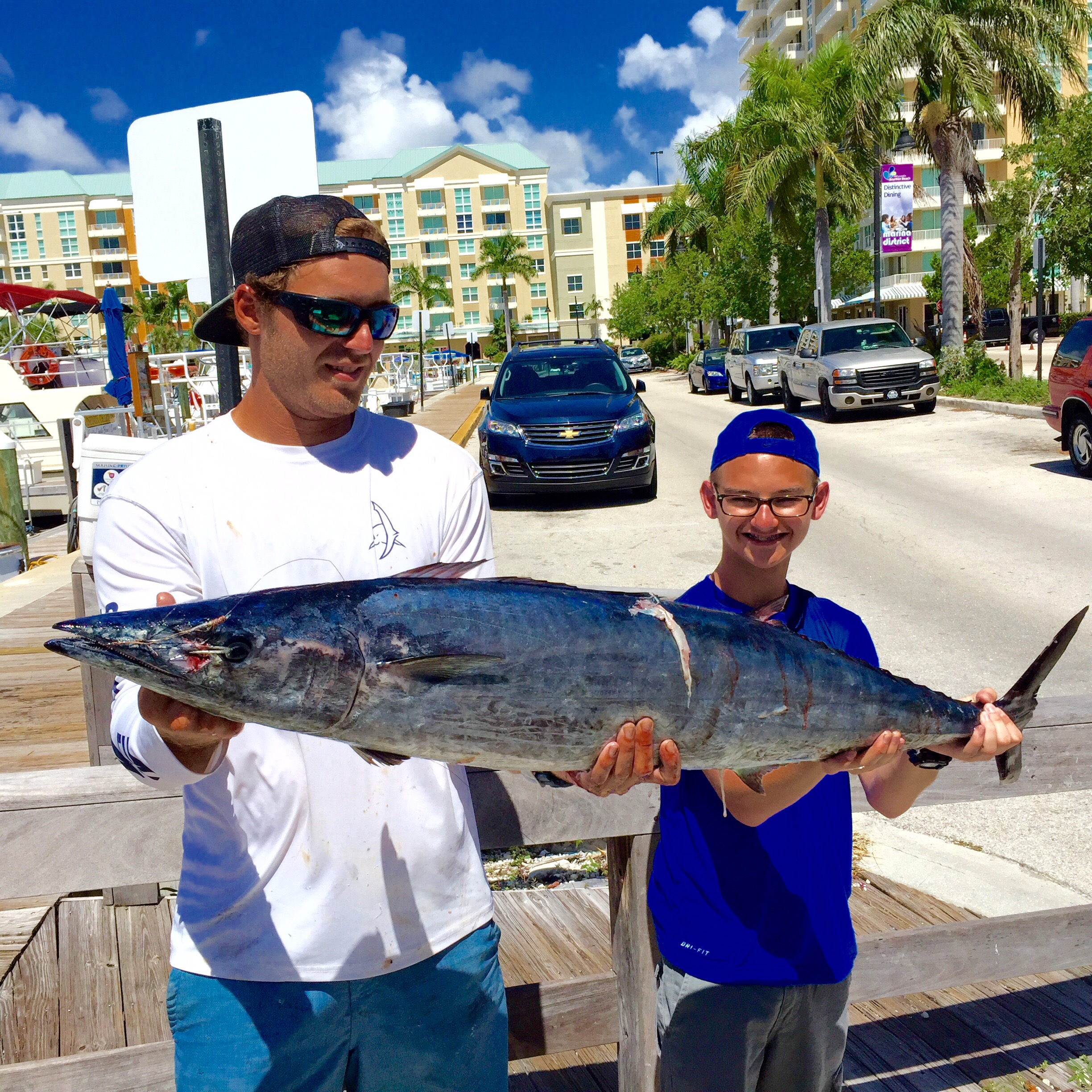 07 06 16 fishing report big wahoo have arrived snook are for Boca raton fishing