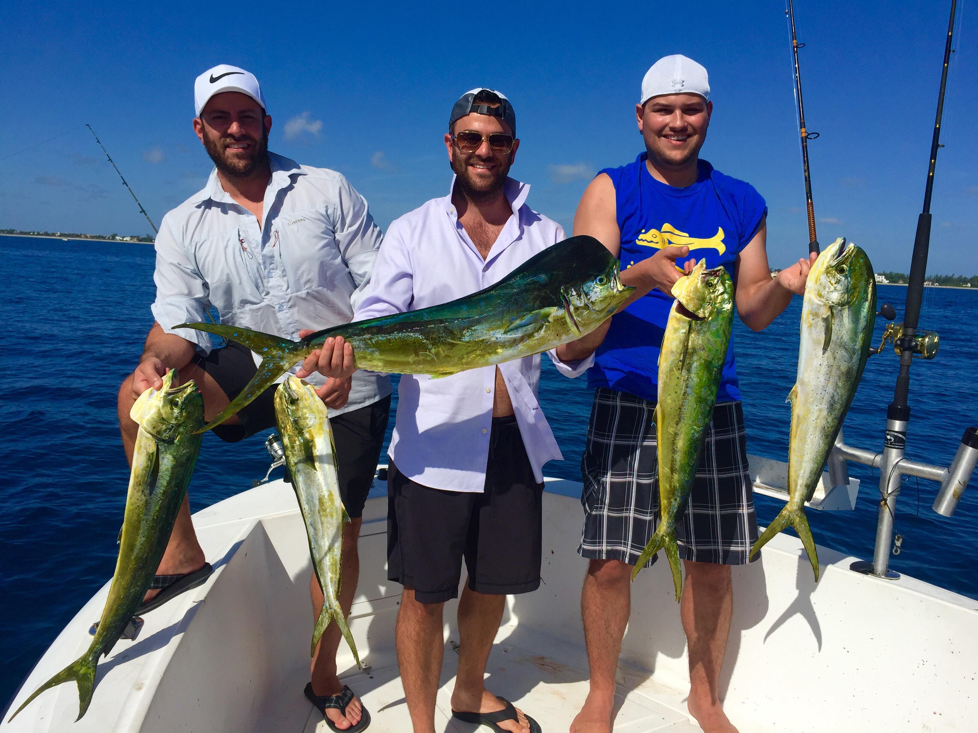 Boca raton mahi mahi charters fish envy charters for Delray beach fishing charters